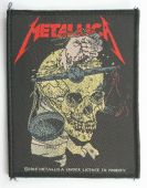 Metallica - 'Harvester of Sorrow' Woven Patch